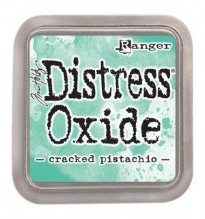 Distressed Oxide: Cracked Pistachio