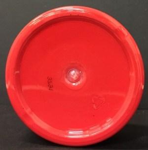 Stencil Dimensions: 50ml Red -Glossy