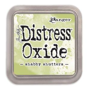 Distressed Oxide: Shabby Shutters