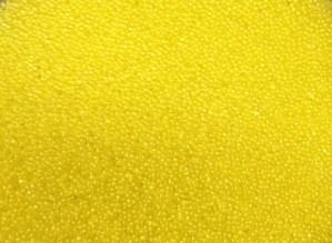 Sweet Poppy Ultra Fine Glass Microbeads: Yellow