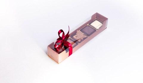 5 vegane Truffes und Pralinen, Weihnachtsedition