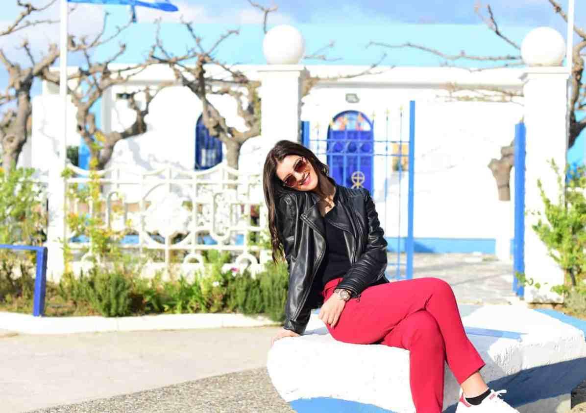 Fashion infuencer photographer Athens