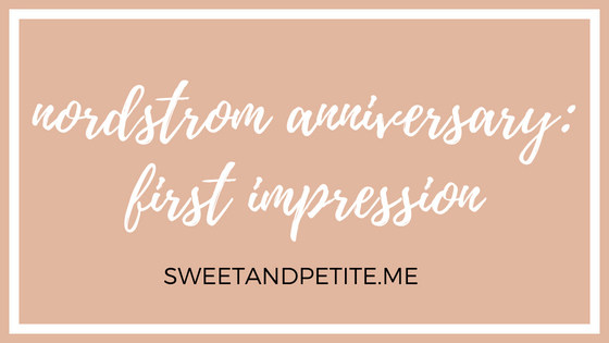 d00f2b566c I m sure you have seen it all over the blogger world but the biggest sale  of the year is here – the Nordstrom Anniversary Sale ...
