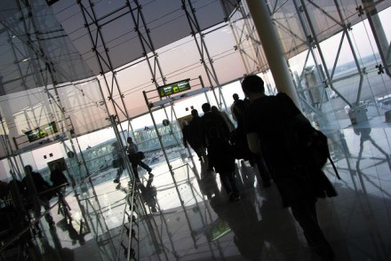 Anxiety at the Airport - Sweet and Savoring