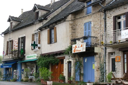 Eating in the French Countryside - Sweet and Savoring