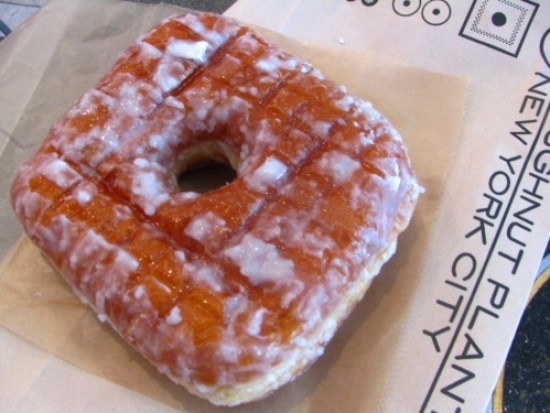 Doughnut Plant NYC, Chelsea - Sweet and Savoring