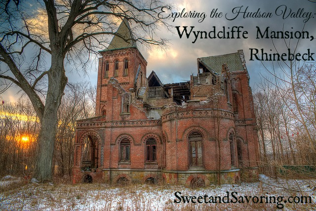 Exploring the Hudson Valley: Wyndcliffe Mansion, Rhinebeck - Sweet and Savoring [photo by Andy Milford]