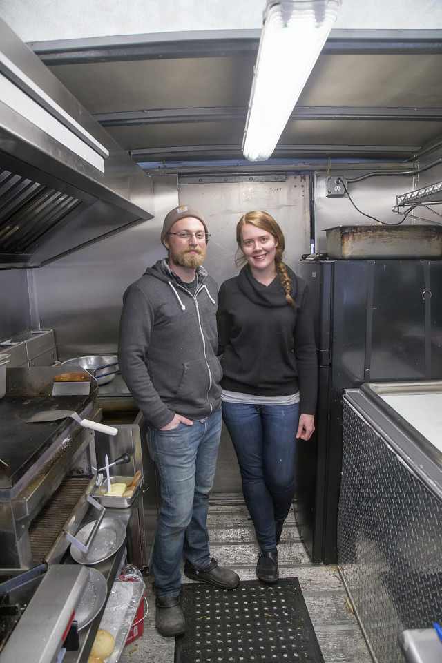 Locally Made: Gracie's Food Truck - Sweet and Savoring [photo by Andy Milford]