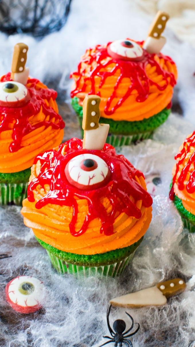 Toxic Cupcakes