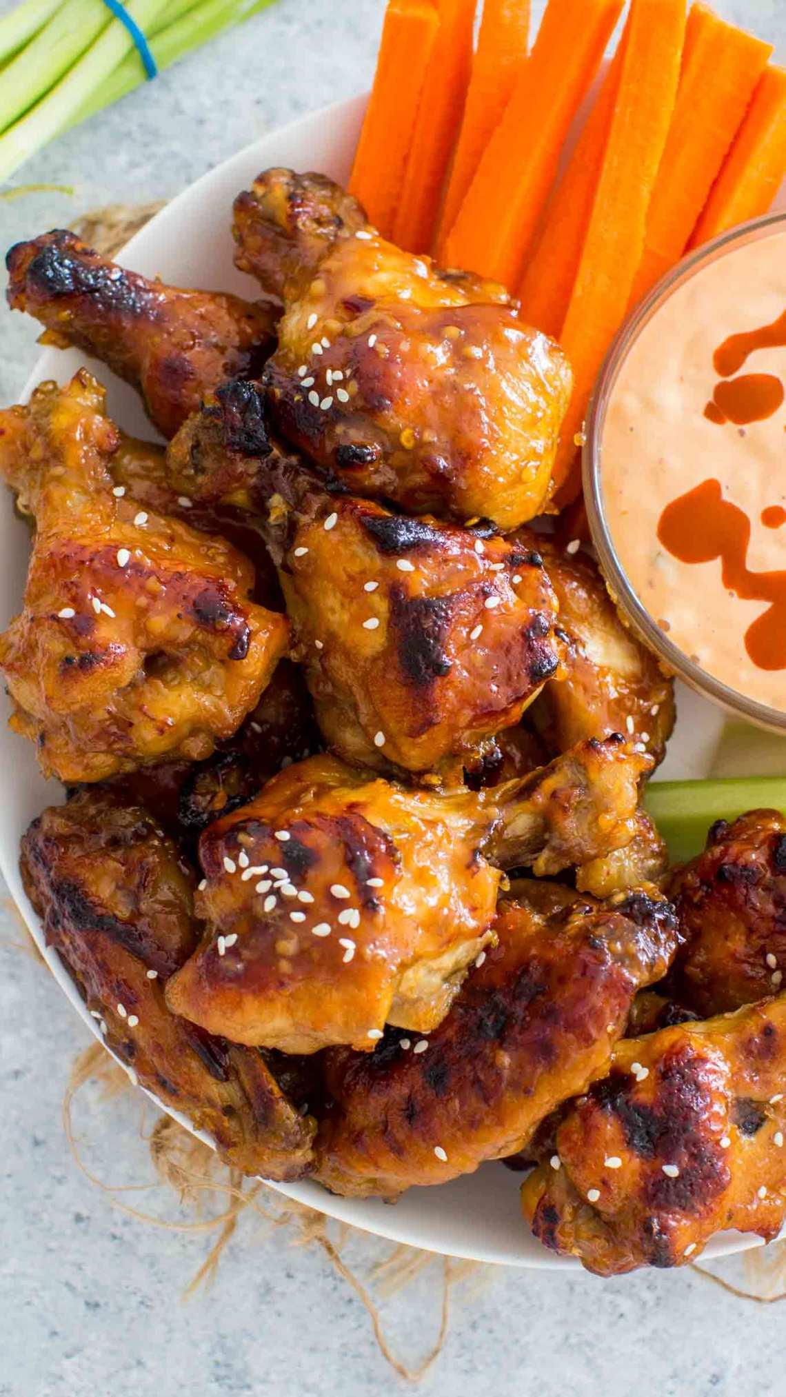 Best Instant Pot Chicken Wings From Fresh or Frozen [Video ...