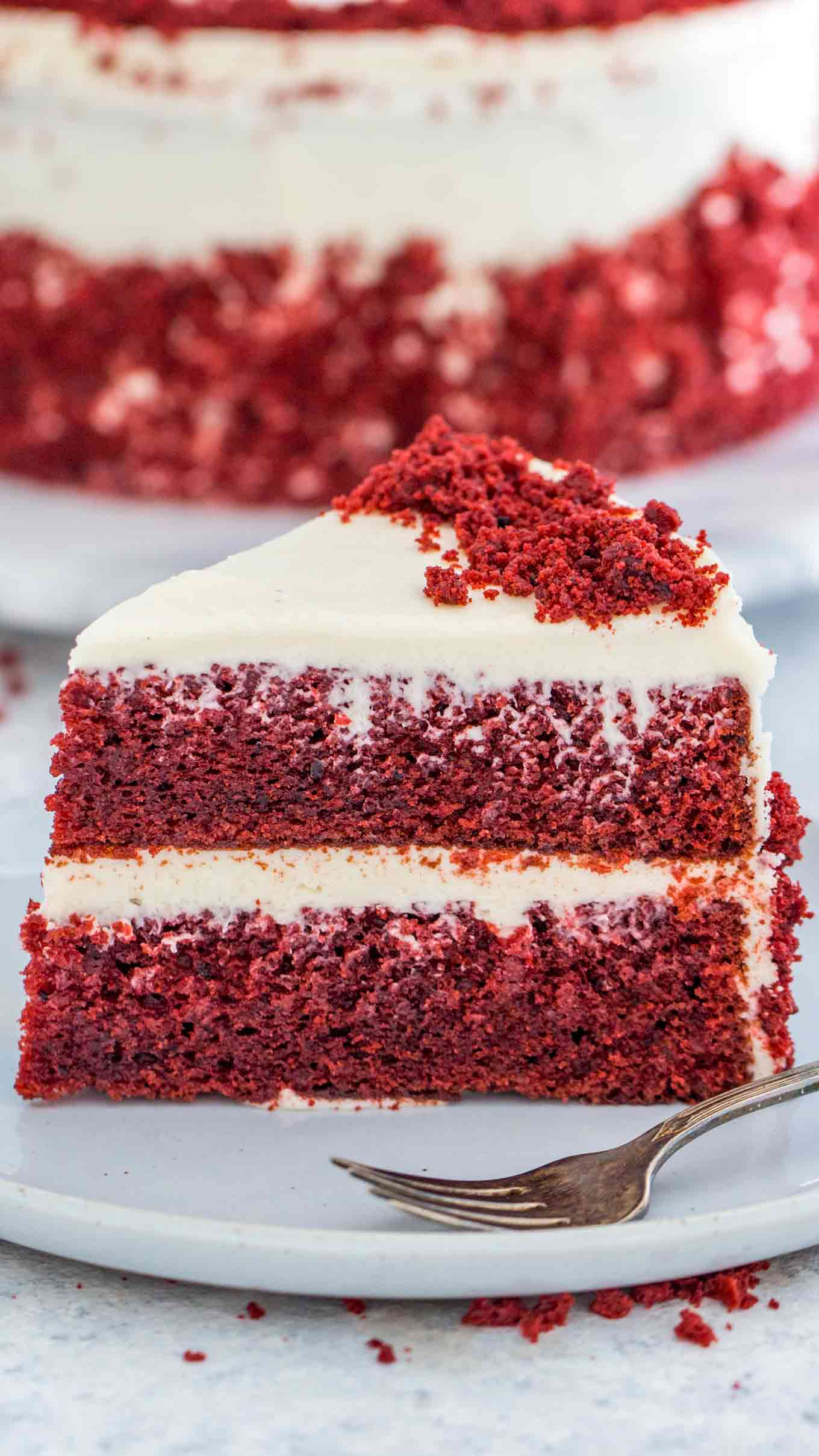 Red Velvet Cake Video Sweet And Savory Meals