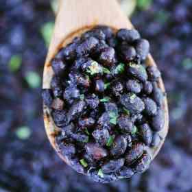 Chipotle Black Beans Recipe Copycat