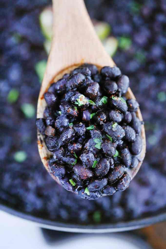 Chipotle Black Beans