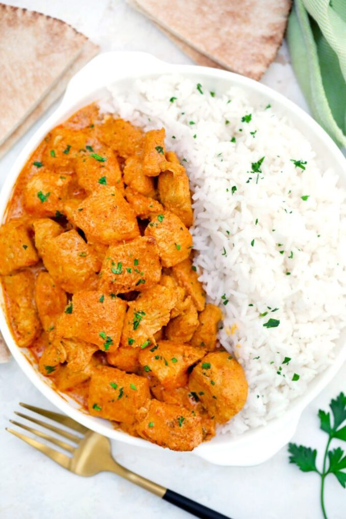 Creamy Butter Chicken [Video] - Sweet and Savory Meals