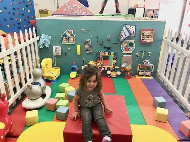 indoor play place baby land