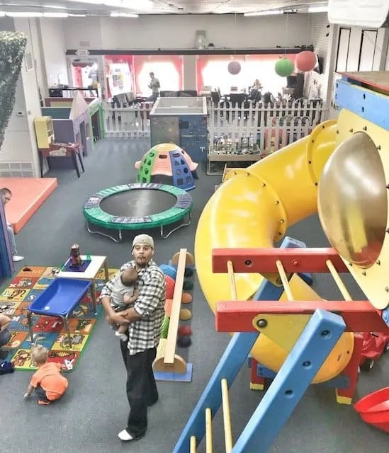 village indoor play place
