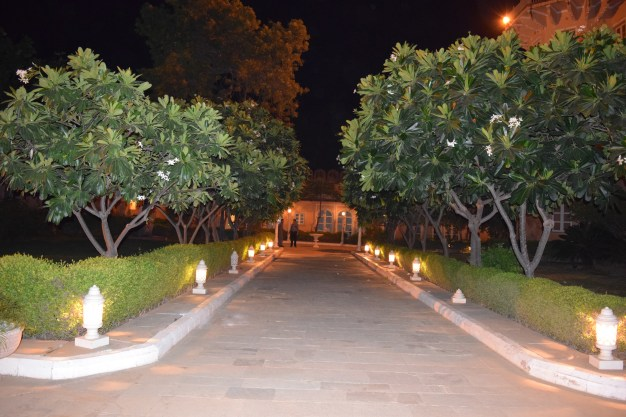 @Chomu Palace, Rajasthan