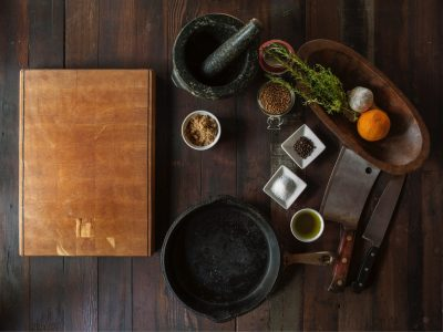 What to use essential oils for...in the kitchen.