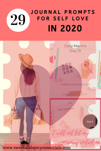 29 Journal Prompts for Self Love in 2020