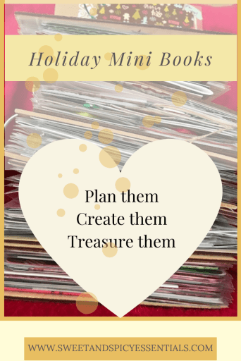 Holiday Mini Book Ideas