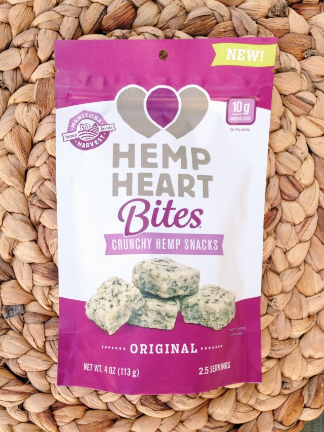 Manitoba Harvest Hemp Heart Bites