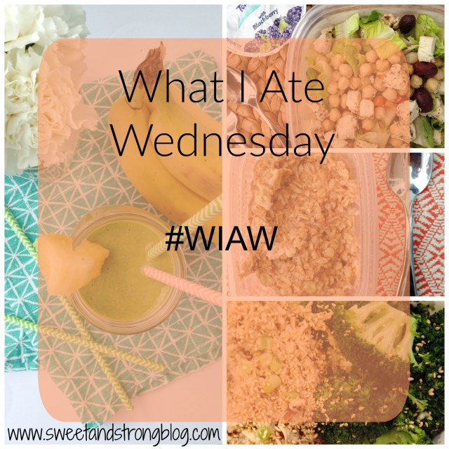 What I ate Wednesday #2