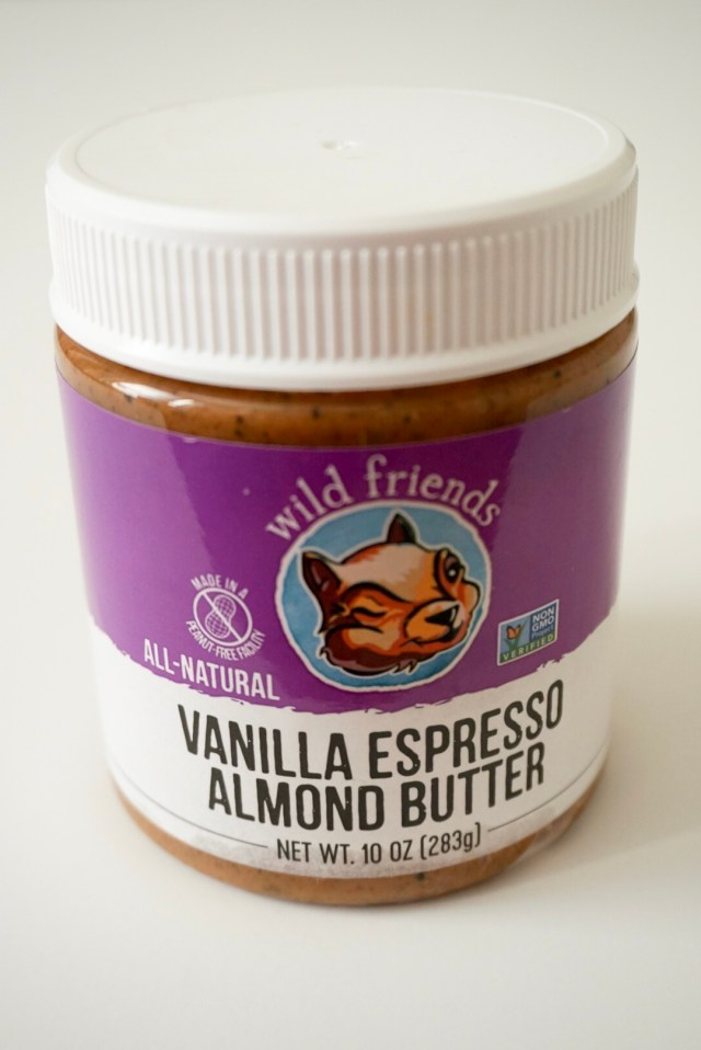 Friday Favorites Wild Friends Nut Butter