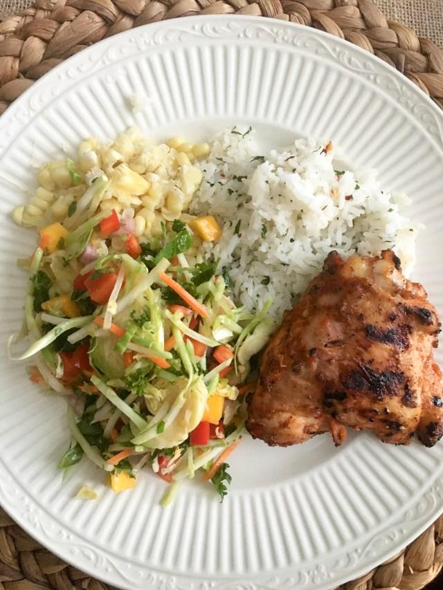 What I Ate Wednesday, Peri Peri Chicken