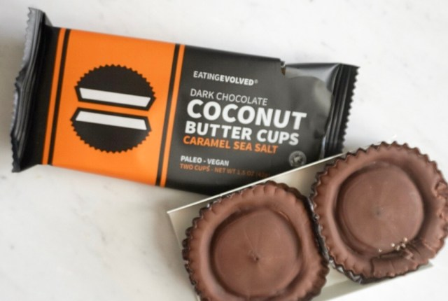 Eating Evolved Coconut Butter Cups a Friday Favorites