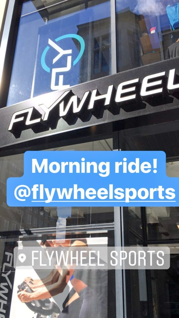 Flywheel Sports City Center