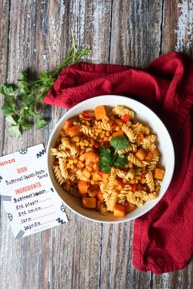 Banza Plus 5 Ingredient Instagram Recipe Challenge