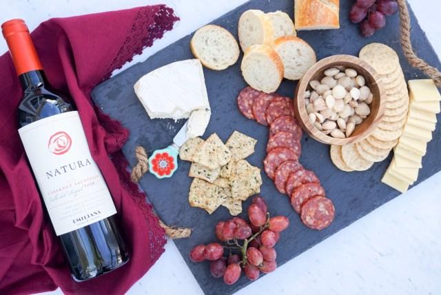 Natura Organic Cabernet Wine