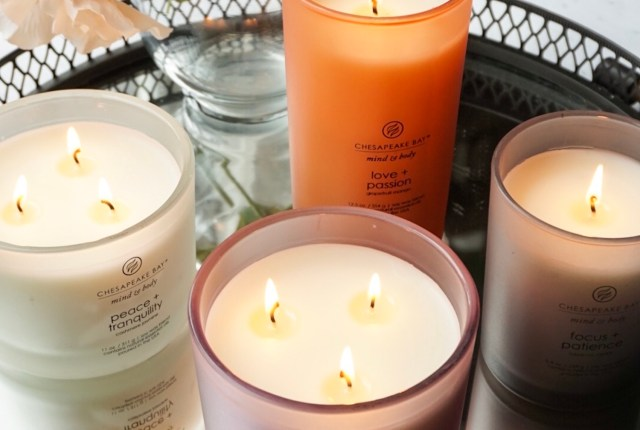 Chesapeake Bay Candle Mind & Body Collection