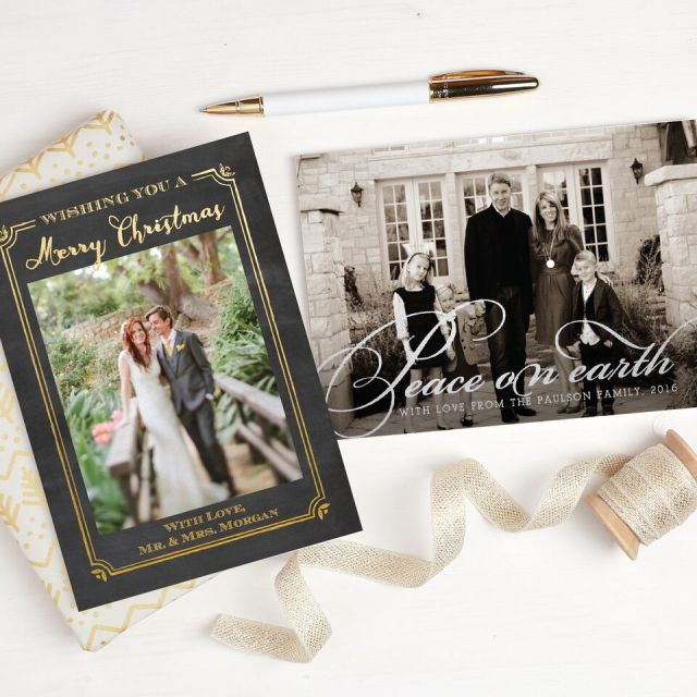 Holiday Cards by Basic Invite
