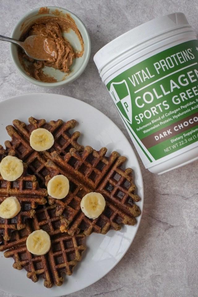 Vital Proteins Sports Greens Collagen