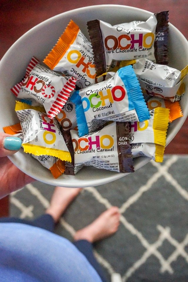 Ocho Organic Candy