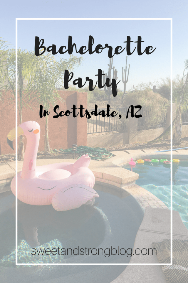 Bachelorette Party in Scottsdale, AZ