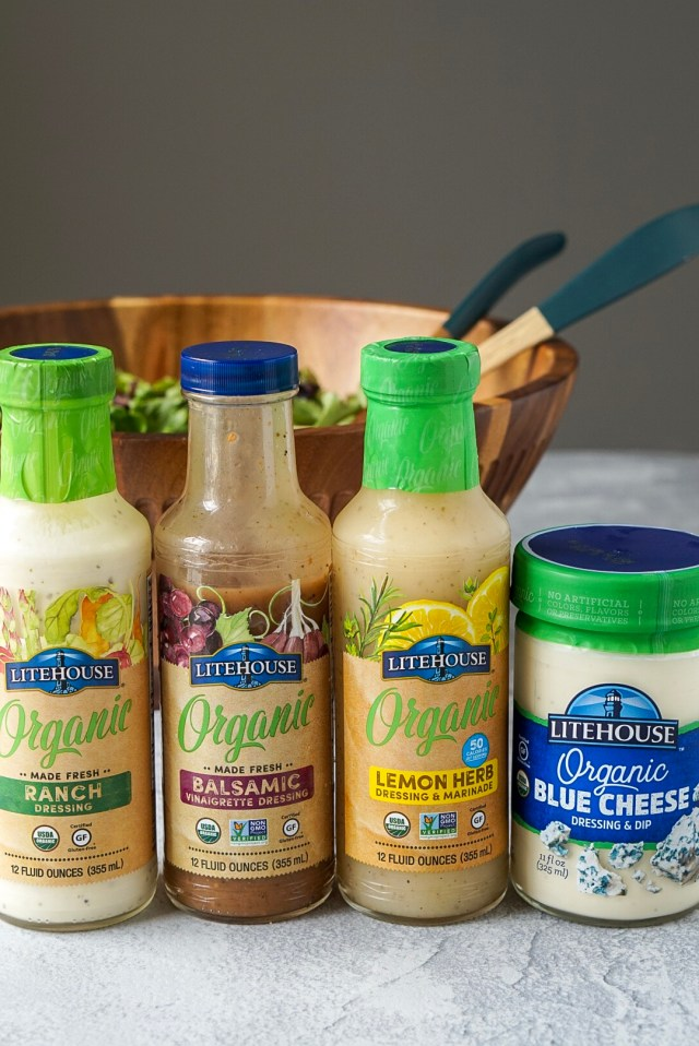 Litgehouse Organic Salad Dressings