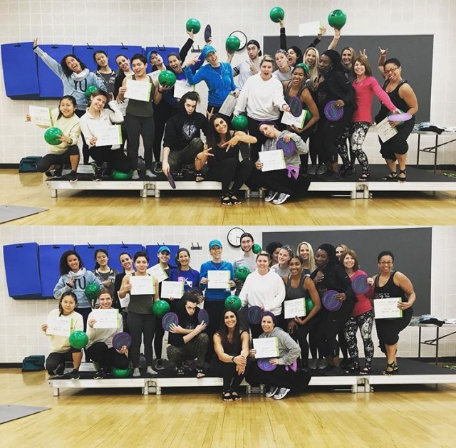 Barre Above Certification