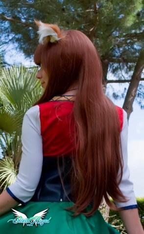 auburn brown wig