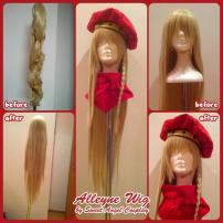 alleyne wig