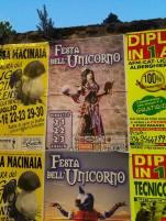 Manifesti Festa Unicorno
