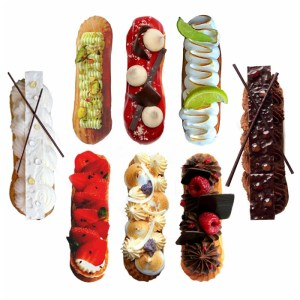 Eclair Recipes Bundle