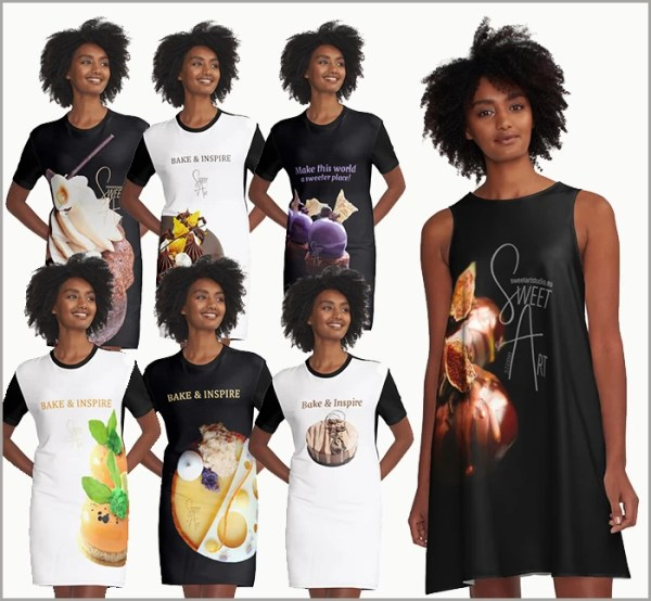 SweetArt Dresses ~ For You to Wear and Inspire