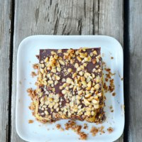 Drumstick Layered Dessert {no bake}