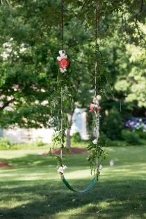 Sweet spot for wedding photos - Photo by Melissa Grimes-Guy Photography.