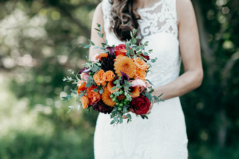 Bridal Bouquet by Sweetbay Flowers | Eastern Shore Florist