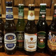 Wine & Beer, Packaged Goods