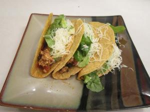 Taco Tuesday: Turkey Tacos Picadillo