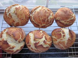 Daring Bakers: Dutch Crunch Bread